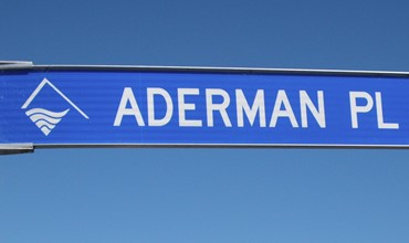 Aderman Place sign.jpg